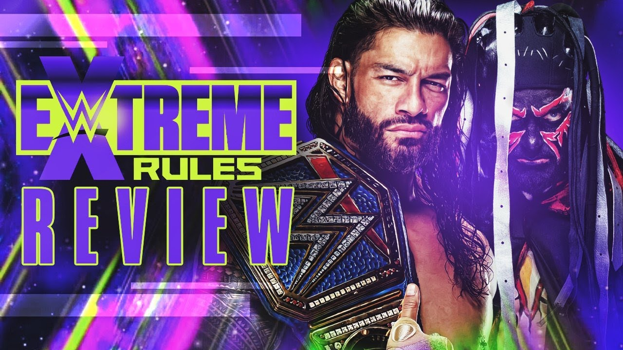 WWE Extreme Rules 2021: Results, bizarre ending, ratings and ...