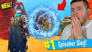 *NEUE* SEASON 5 PORTALE! MEGA STARK! in Fortnite