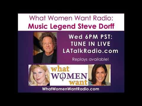 Music Legend Steve Dorff