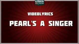 Pearl's A Singer - Elkie Brooks tribute - Lyrics