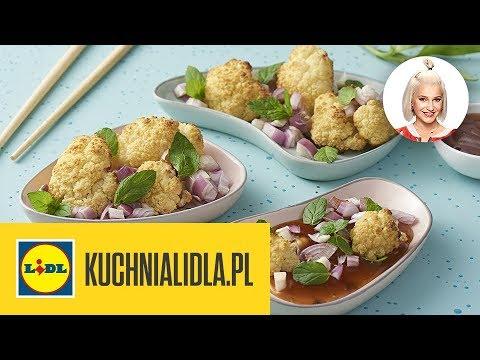 Pieczony Kalafior Daria Ladocha Kuchnia Lidla Youtube