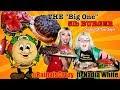 Sylvester's 5lb Burger Eating Challenge w/ Nadia White - Record Attempt | RainaisCrazy