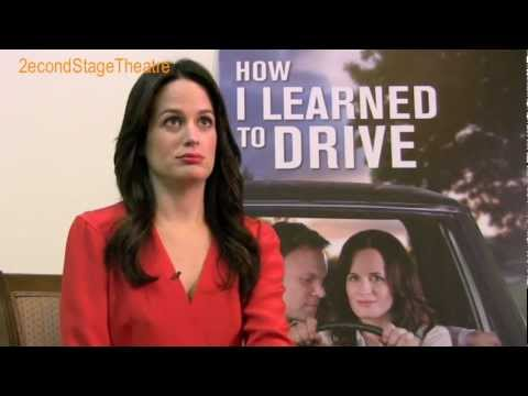 """An Inside Look with the Cast of """"How I Learned to Drive"""""""
