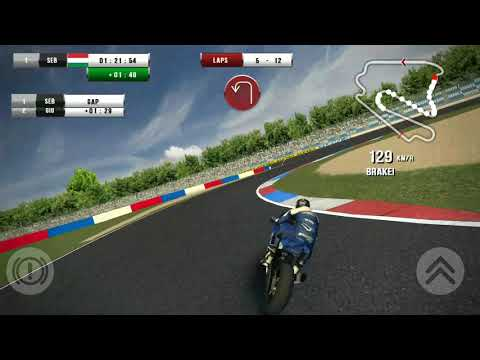 Sbk world champion,quick race,difficulty-hard level mode,bikers should be watch these-Gameplay |