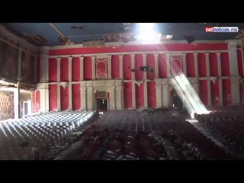 El Cine Victoria, Un Emblemático Lugar De Ciudad Juárez