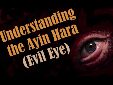THE AYIN HARA (EVIL EYE) - Rabbi Michael Skobac - Jews for Judaism (kabbalah Torah Israel Shabbat)