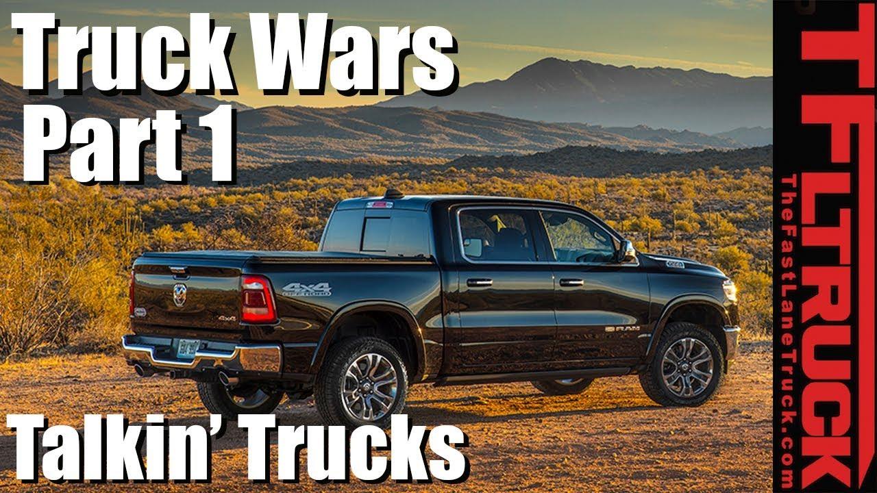 Half Ton Truck >> What S The Best Half Ton Truck Talkin Trucks 4 Part 1 Of 2