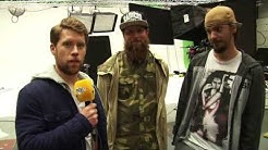 Bro's Before Ho's - Setbezoek - Tim Haars + Steffen Haars + Flip van der Kuil - Pathé