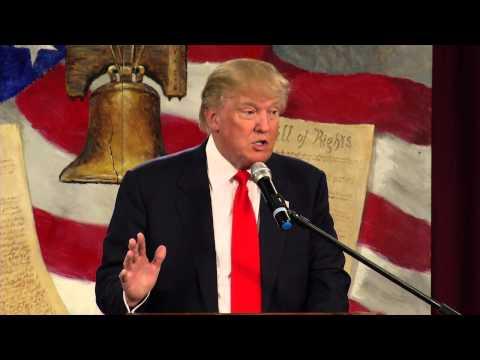 Donald Trump @ #SCTeaParty15