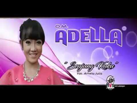Om Adella Seujung Kuku voc Arneta Julia live dradah kedungpring Lamongan