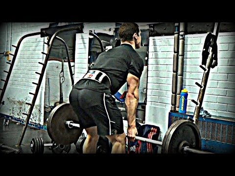 PR!! Deadlift Day - Wendler 531 - C2 W2