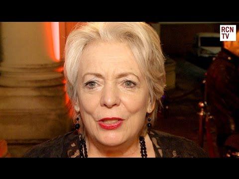 Alison Steadman Interview Park Theatre Gala