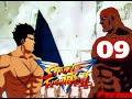 Street Fighter II V - CAP.09. Karate contra boxeo tailandés. (Audio Latino)