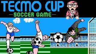 Tecmo Cup - Soccer Game (NES)