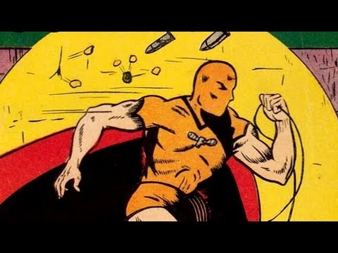 Forgotten Super Heroes: Fly-Man