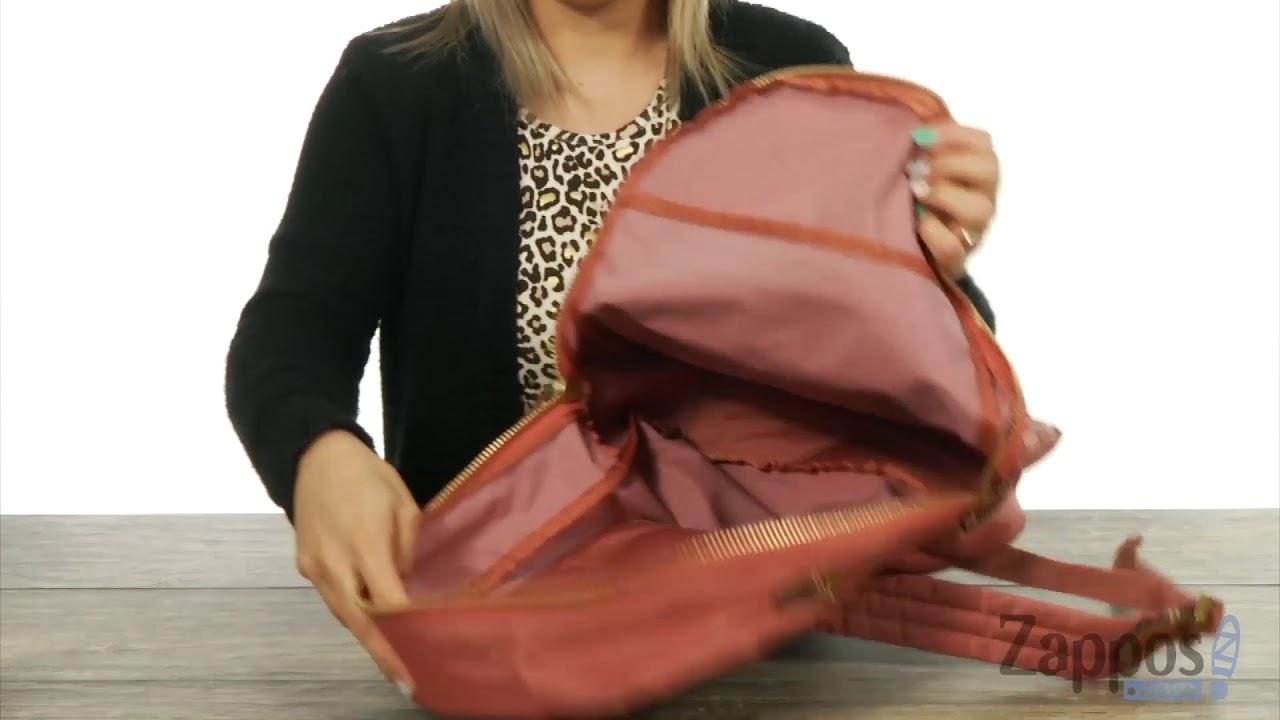 3dfbfa191805 Frye Ivy Nylon Backpack SKU: 9017976 - YouTube