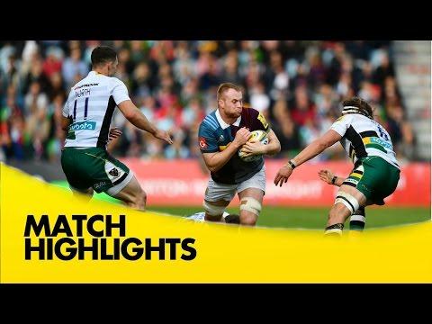 Harlequins v Northampton Saints - Aviva Premiership Rugby 2016-17