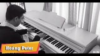 Cảm Mến Ân Tình -lPIANOl - Hoàng Peter