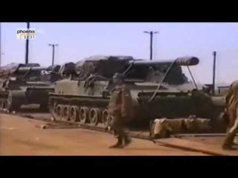 Abzug der Sowjetarmee (GSSD) aus DDR