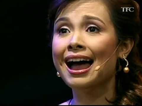 Lea Salonga My Life...On Stage Concert