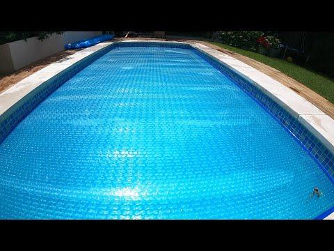Solar Cover Blanket Swimming Pool
