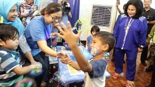 Autistic kids celebrate Autism Awareness Month