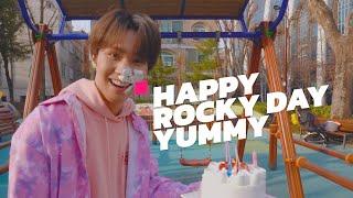 SPECIAL FILM   HAPPY ROCKY DAY 'Yummy'