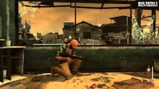 Max Payne 3 | Full Walktrough [Chapter 9]
