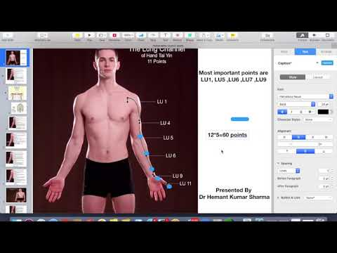 5 Acupuncture Exam preparation /5 TCM TRANSPORTING POINT A
