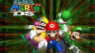 Super Mario 64 The Alternate Route ReMix