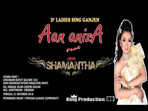 Live D'ladies Sing Ganjen AAN ANISA Desa Grogol Kapetakan Cirebon