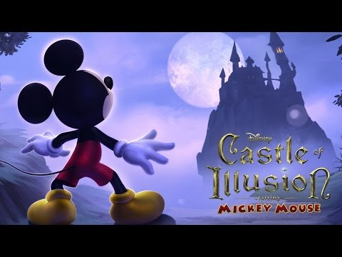 Thumbnail: Mickey Mouse Castle of Illusion-Mickey Mouse Games-Mickey Mouse Clubhouse Games Episode 1 - Disney