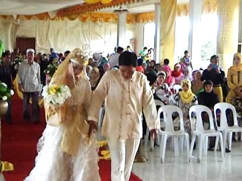 WEDDING VIDEO MAY 24, 2013  NORAMIS FUNCTION HALL M.C