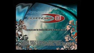 "[Ps2] Introduction du jeu ""Surfing H3O"" de Rockstar Games (2001)"