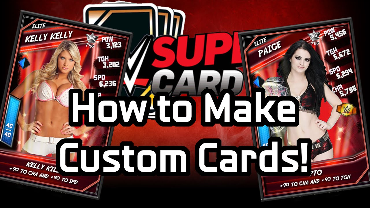 WWE SuperCard Hack  Unlimited Cards ampamp Credits At Your