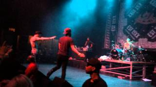 MGK - Raise The Flag live at the Fillmore in Detroit, MI 07-12-2014