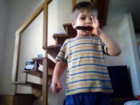 Видео урок - Обучение игры на губной гармошке смотреть онлайн