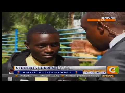 Citizen Extra : UoN Closed Indefinitely