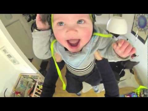 Baby Swing GoPro