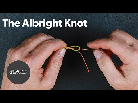 The Albright Knot Tutorial