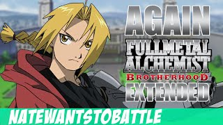 Fullmetal Alchemist: Brotherhood - Again (1st Opening) ENGLISH COVER Extended (NateWantsToBattle)