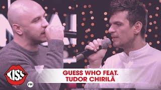 Guess Who feat. Tudor Chirila - Prea curand (Live @ Kiss FM)