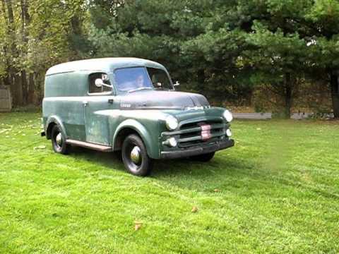 dodge panel vans for sale