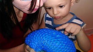 Amoeba caseira azul Original