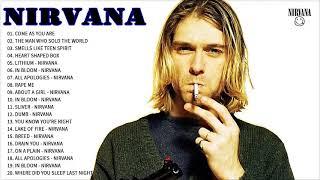 Nirvana Best Best Songs  Nirvana Greatest Hits Full Album