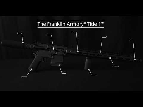 The Franklin Armory Title 1 Youtube