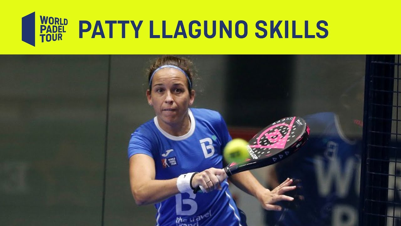 Patty Llaguno - Crazy Skills - World Padel Tour
