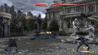 Injustice  Gods Among Us PC  Online gameplay max settings 1440p