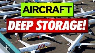 How to STORE aฑ Aircraft?!