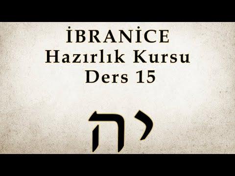 2019 Güz Dönemi -Hazırlık Kursu -Ders 15